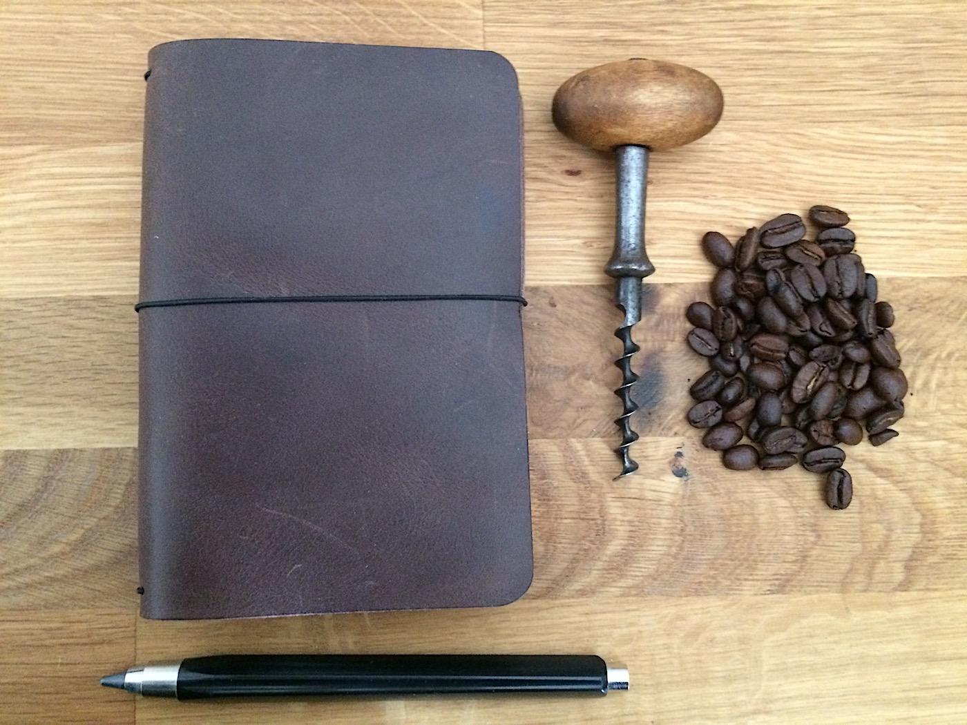 mr appleton - brunt notebookfodral pocket